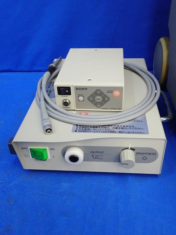 Carbon-dioxide-laser operation equipment